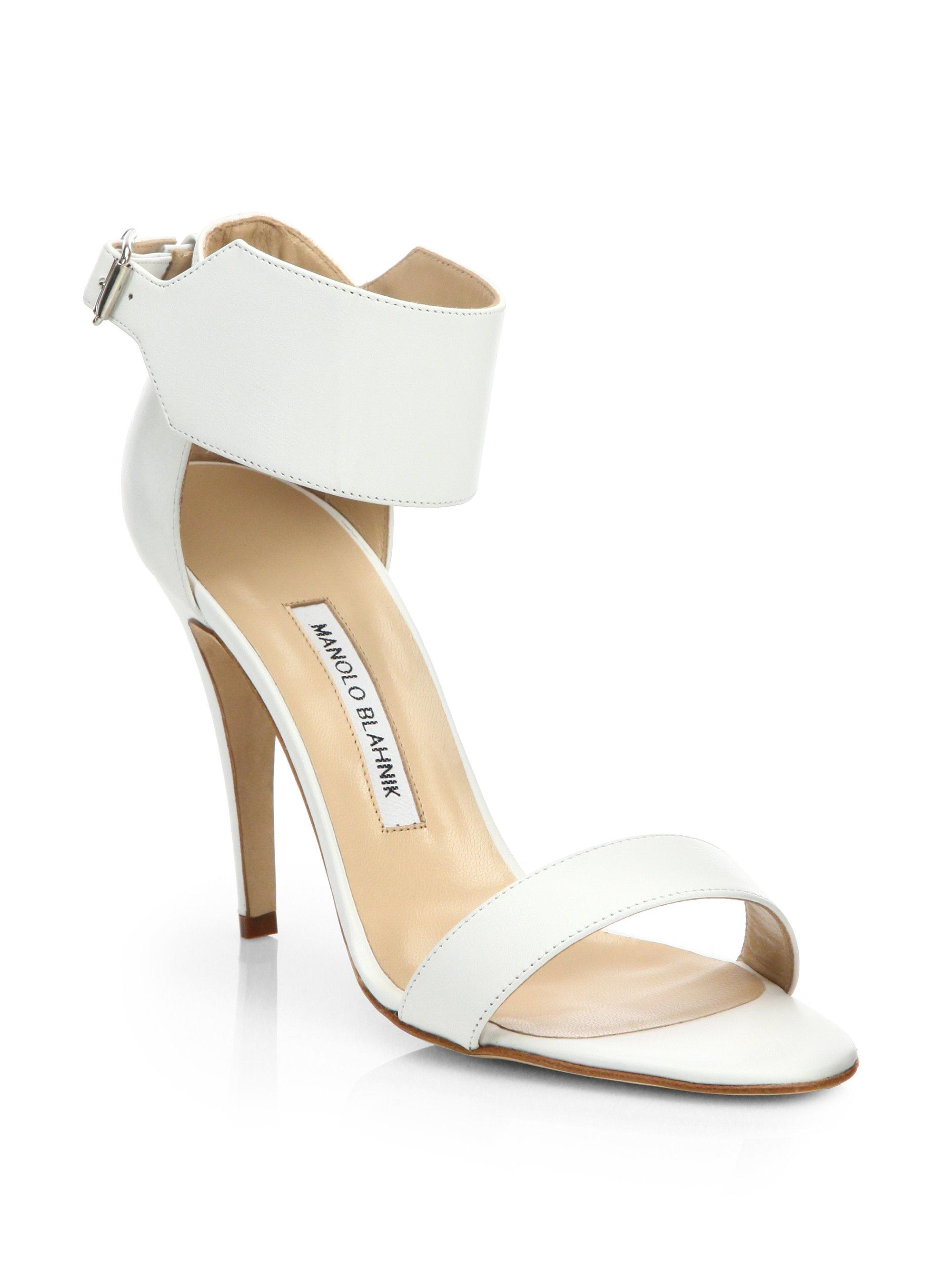 Women S Blue Ankle Wrap Shoes