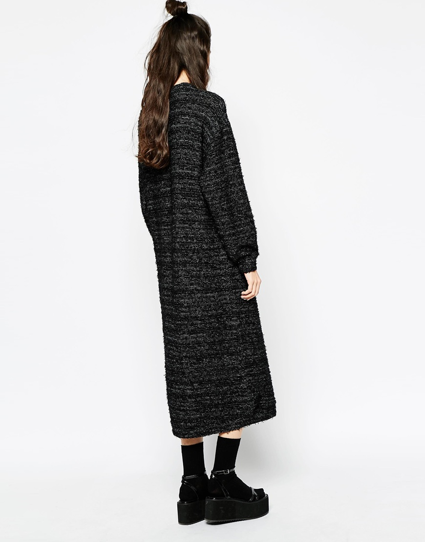 sophisticated technologies shop for authentic best cheap Monki Black Jumper Dress