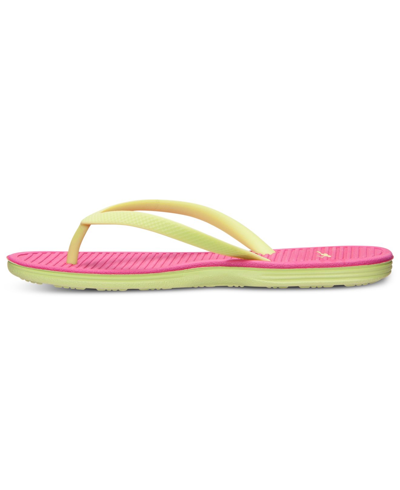 2b4d1dffc60752 Lyst - Nike Women s Solarsoft Thong Ii Sandals From Finish Line in Pink