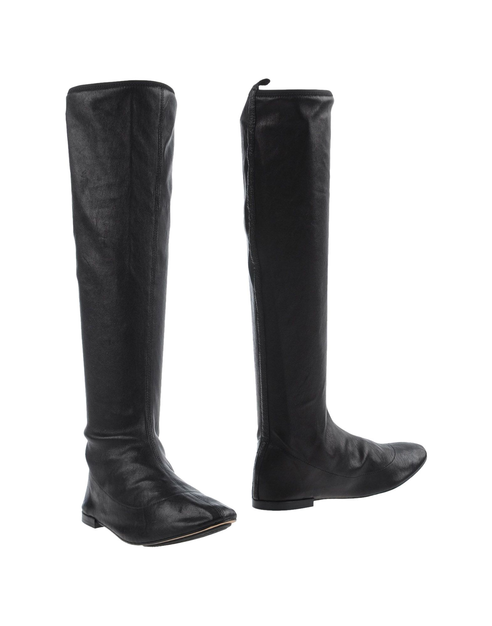 Repetto Leather Knee-High Boots wholesale price sale online sneakernews sale online cheap real authentic shop for online ebay cheap online pecjnWAnK
