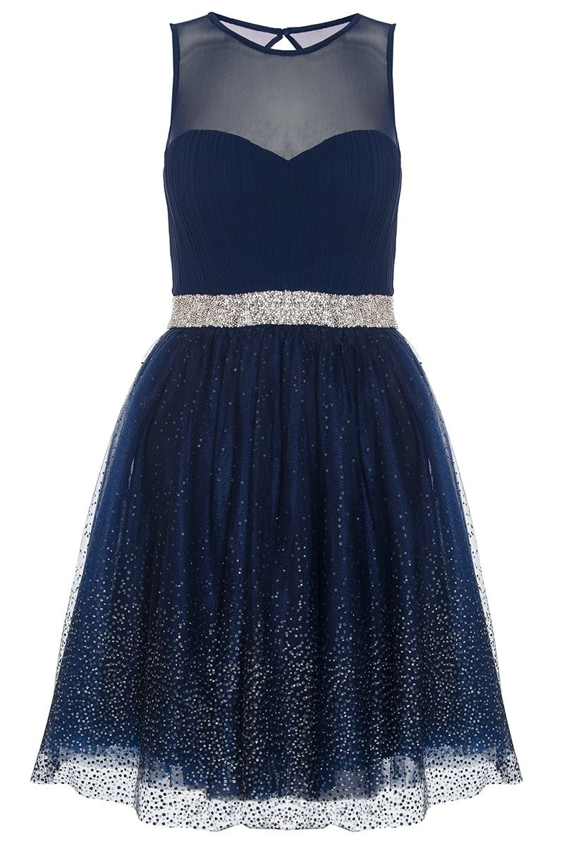 Buy low price, high quality glitter navy dress with worldwide shipping on russia-youtube.tk