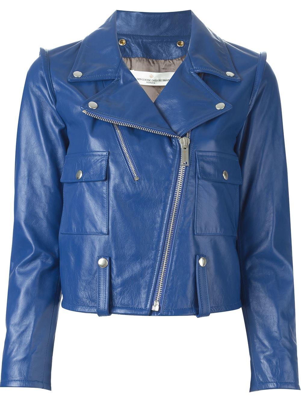 golden-goose-deluxe-brand-blue-biker-jac