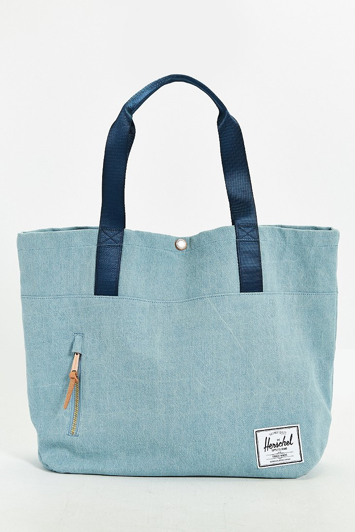 Herschel supply co. Alexander Select Tote Bag in Blue
