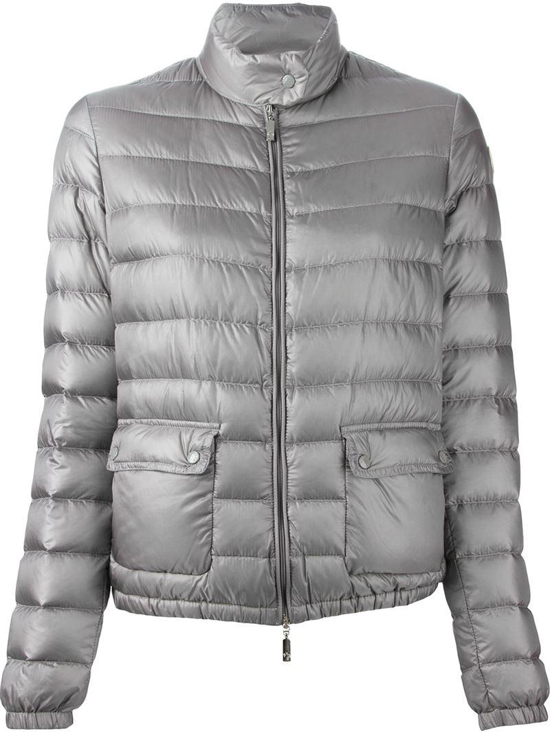 moncler lans jacket beige