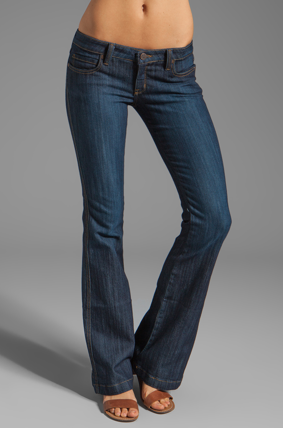 Frankie b. jeans Prepster Slim Boot in Kyoto in Blue | Lyst