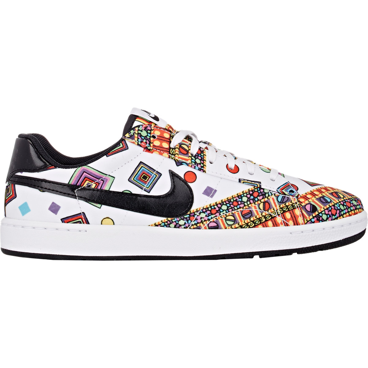 lyst nike women 39 s tennis classic ultra liberty qs sneakers in white. Black Bedroom Furniture Sets. Home Design Ideas