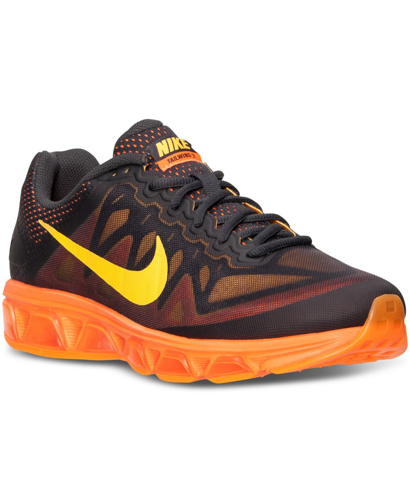 detailed look e28e4 f63d8 Nike Men s Air Max Tailwind 7 Running Sneakers From Finish Line in ...