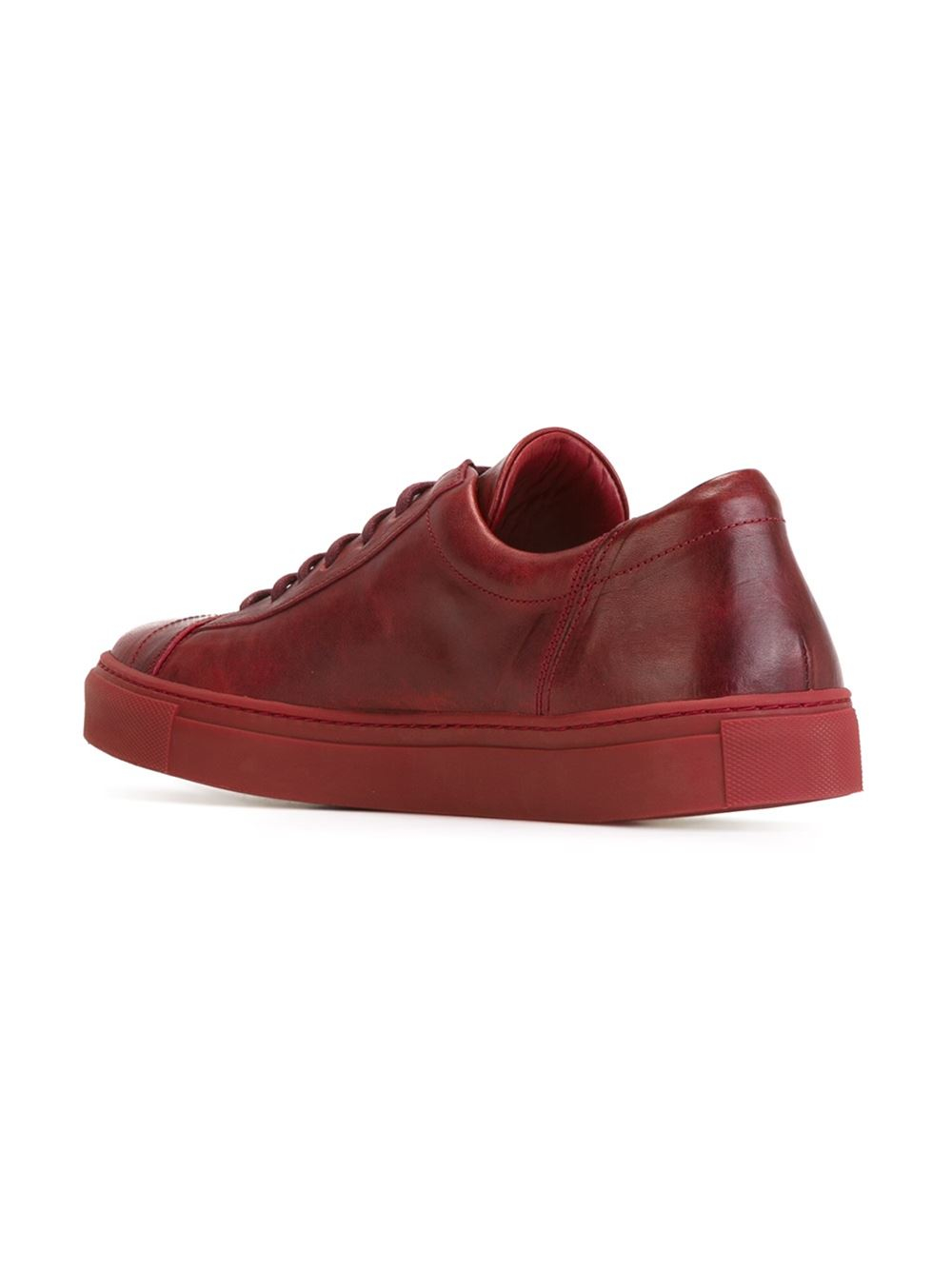 low priced 14416 3aa85 ... purchase lyst the last conspiracy edgar sneakers in red for men 850f5  53f17