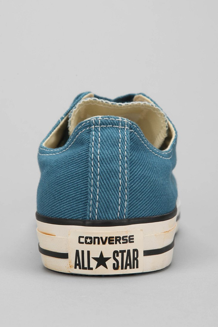 Lyst Converse Chuck Taylor All Star Old School Washed Lowtop Mens