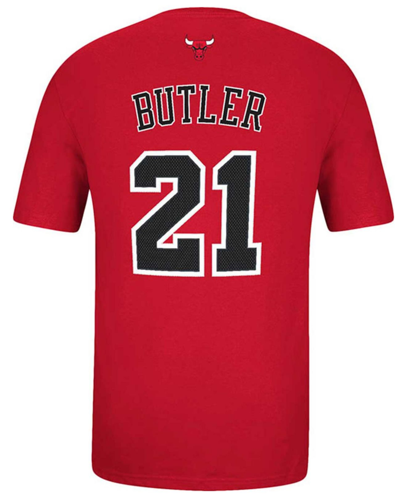 Adidas Originals Men 39 S Chicago Bulls Jimmy Butler Player T