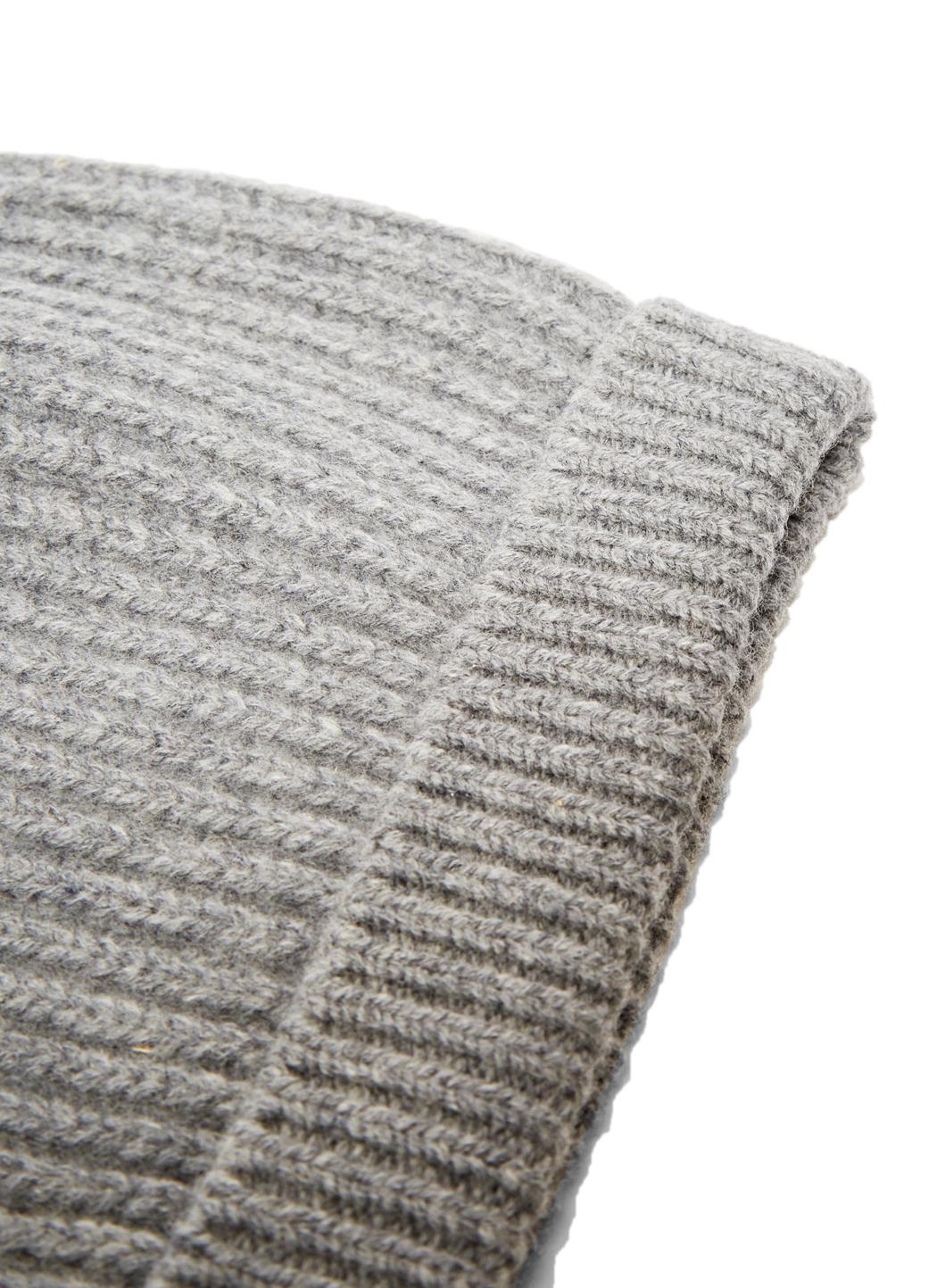 afa2c661f7b Lyst - Acne Studios Canning L Rib Hat in Gray