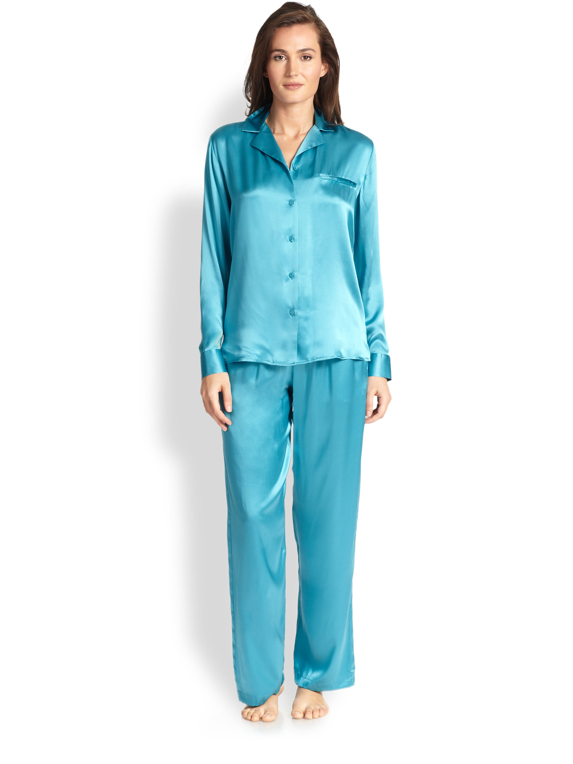 Find great deals on eBay for blue satin pajamas. Shop with confidence.
