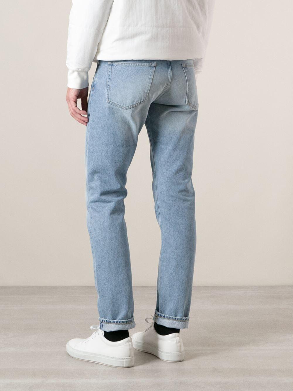 DENIM - Denim trousers Our Legacy phSLUc