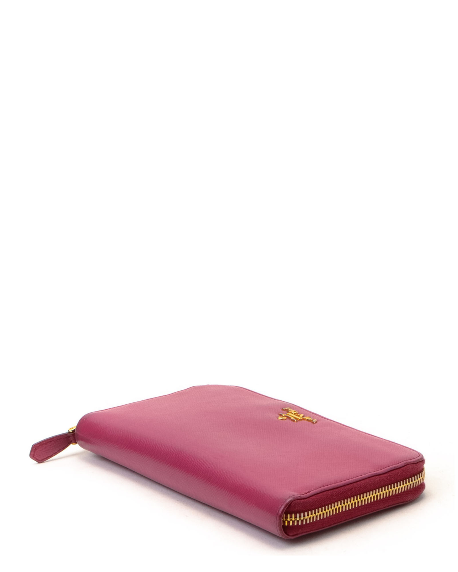 841329f5ce62f4 Prada Long Wallet Pink | Stanford Center for Opportunity Policy in ...