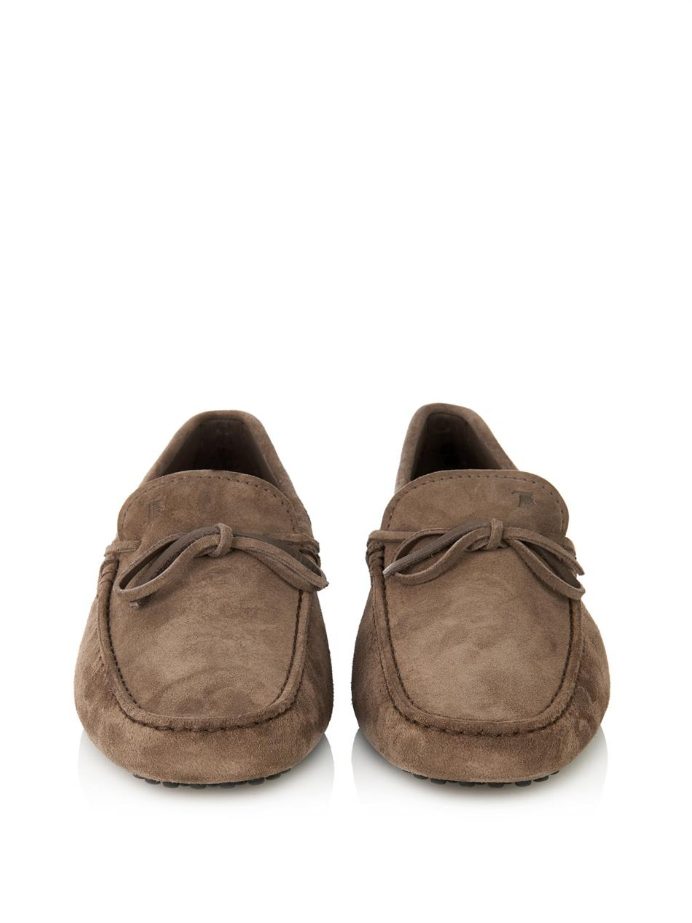 Gommino driving shoes - Brown Tod's Outlet Extremely Best Wholesale For Sale Free Shipping Official NTD9y4