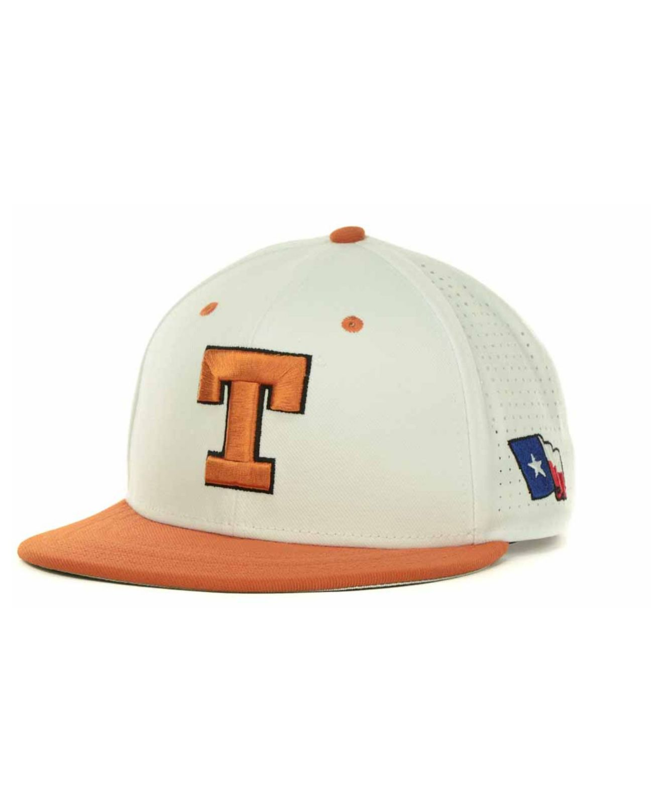30e8da59a34 buy nike longhorn texas hat 1f043 8c572  new arrivals lyst nike texas  longhorns ncaa authentic vapor fitted cap in white 1c5a6 2f4d2