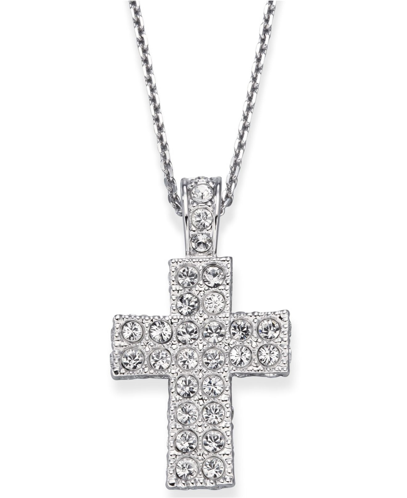 add64877c1 Gallery. Previously sold at: Macy's · Women's Swarovski Crystal Necklace