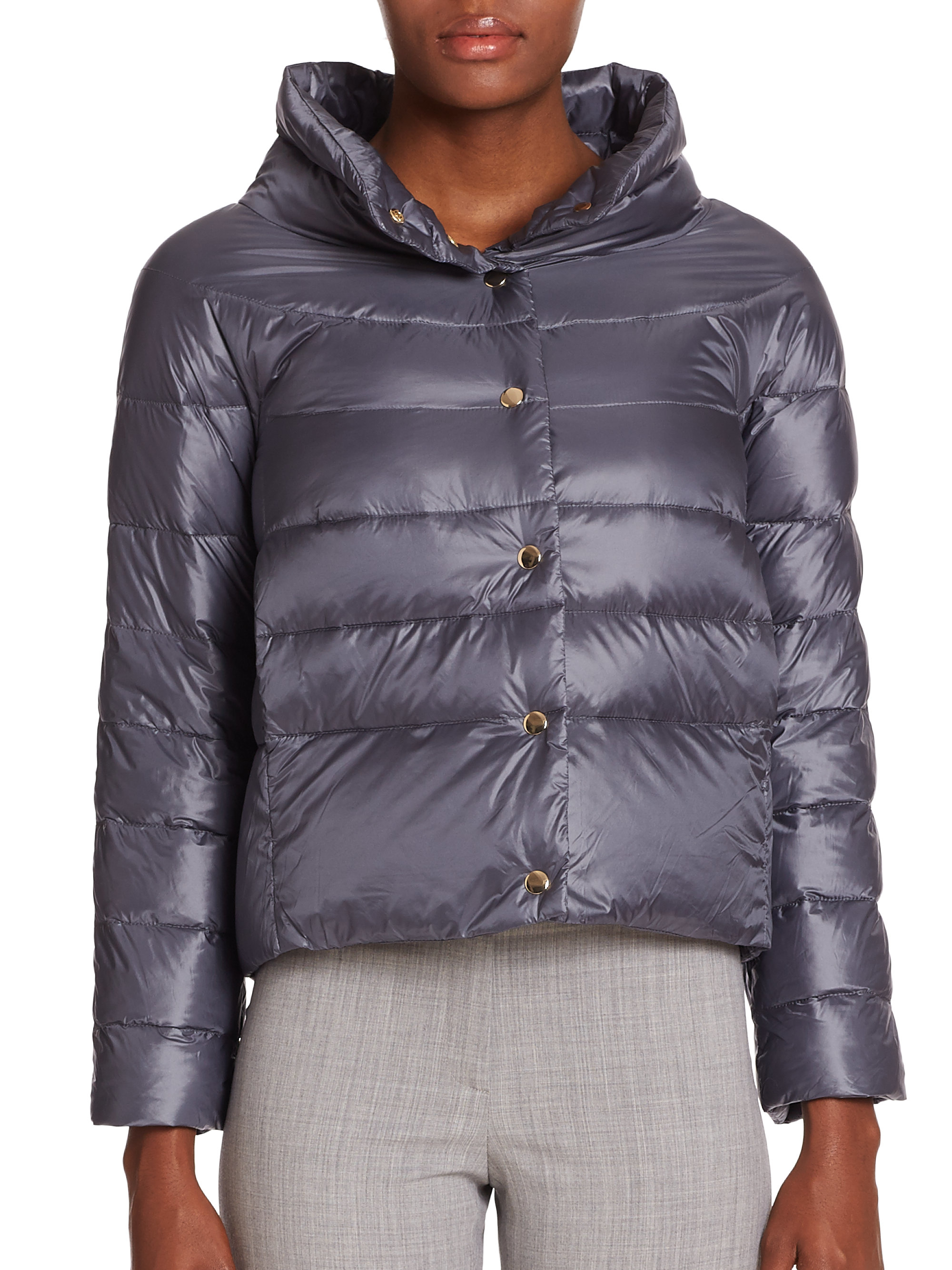 COATS & JACKETS - Down jackets PESERICO With Paypal Sale Online zBlWMW