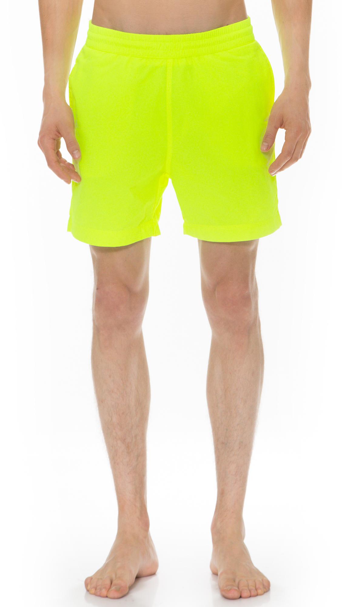 68b4ca0176 Lyst - Carhartt WIP Drift Swim Trunks in Yellow for Men
