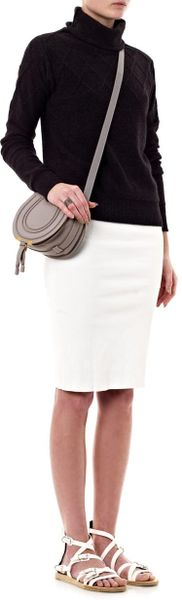 designer handbags chloe - Small Marcie Crossbody Shoulder Bag �C Shoulder Travel Bag