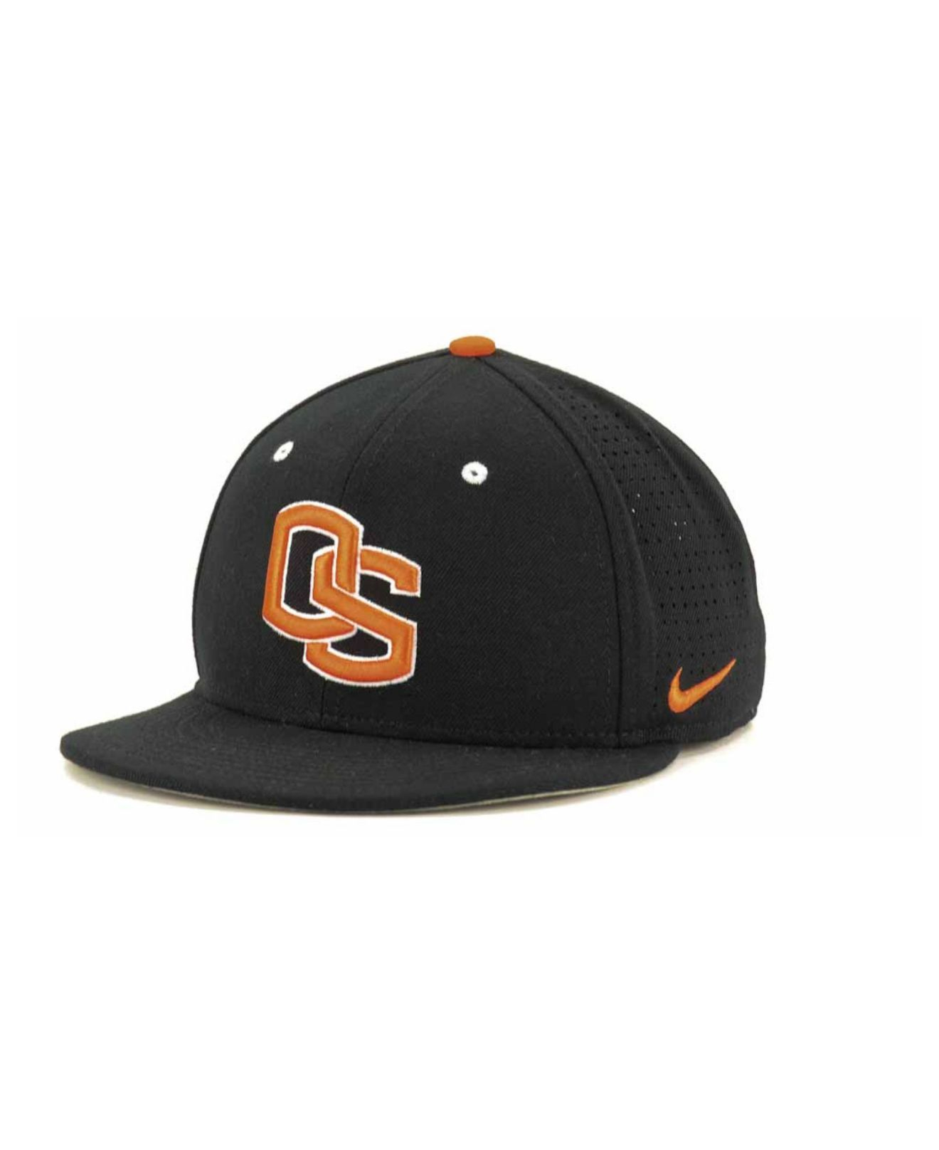 ... wholesale lyst nike oregon state beavers ncaa authentic vapor fitted  cap in 7e638 6f269 d4a8a4ea1681