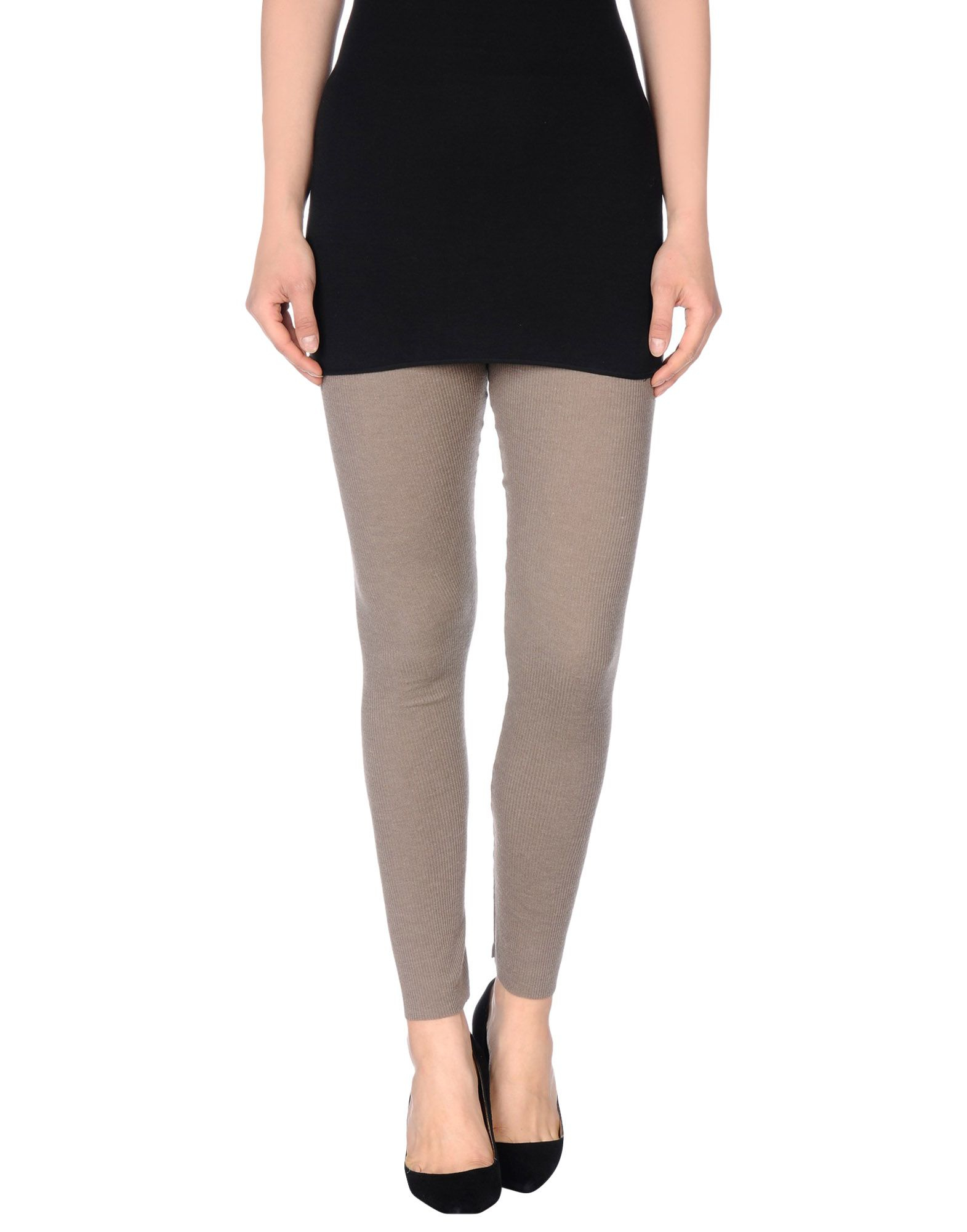 Alysi Leggings in Natural (Khaki)