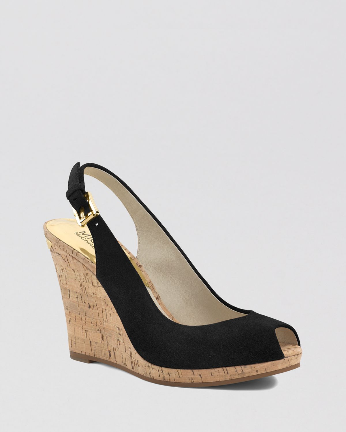 a4bdb4d366c8e Gallery. Previously sold at  Bloomingdale s · Women s Michael Kors Rory  Women s Wedge ...