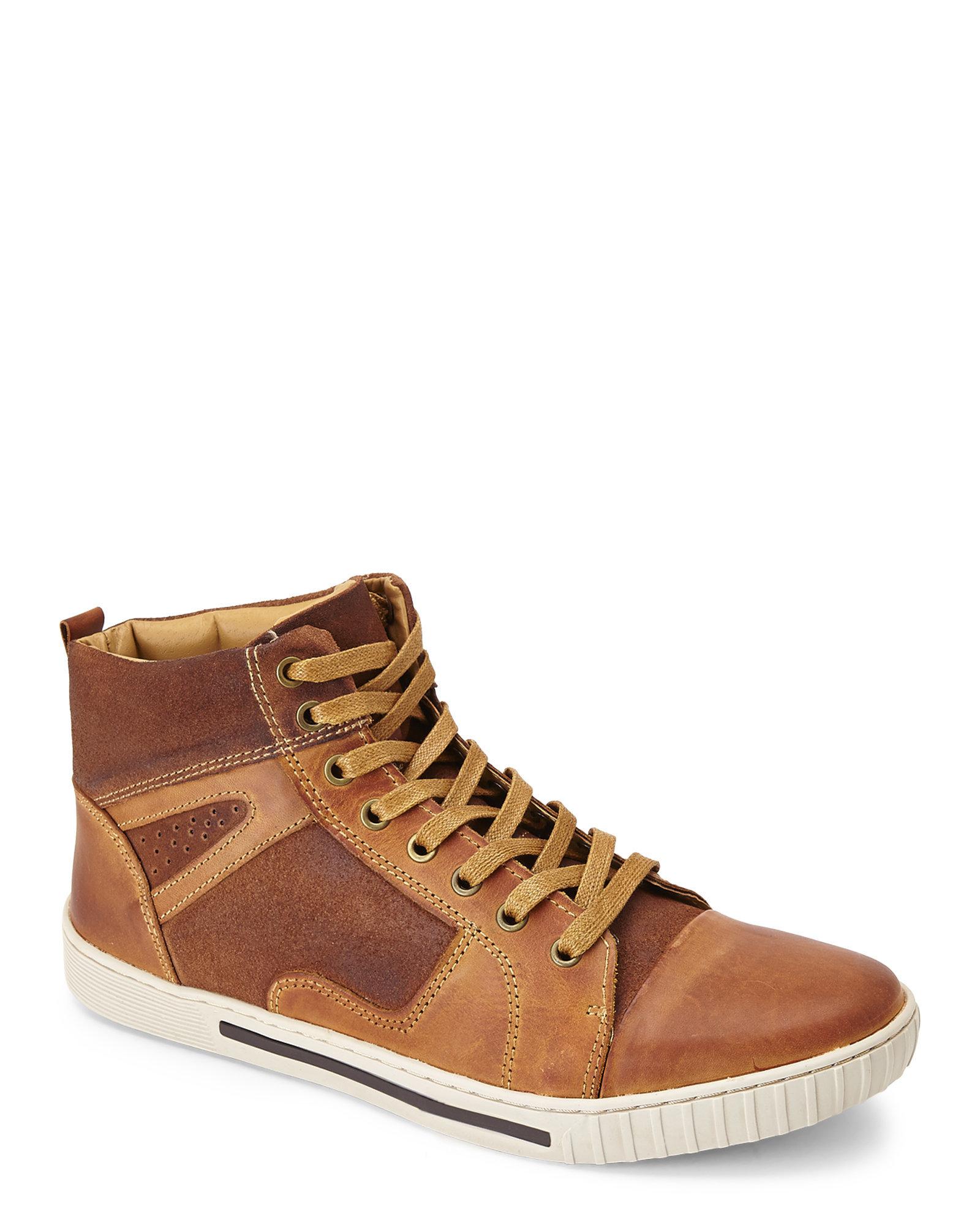 Steve Madden High Top Sneakers