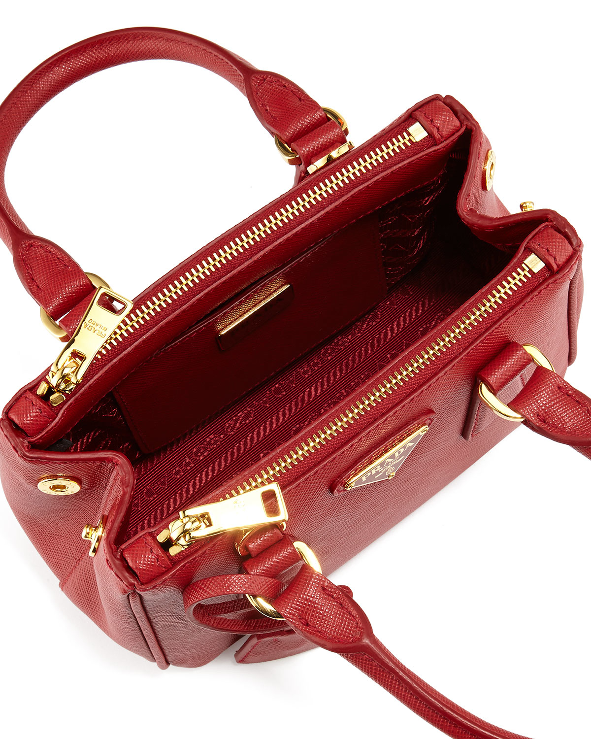 9e3260327e22 ireland red leather prada handbag a04da c7c0b