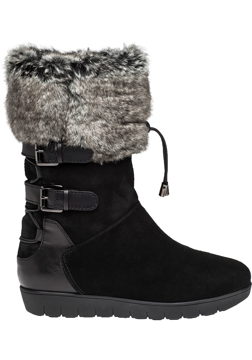 suede boots with fur   eBay