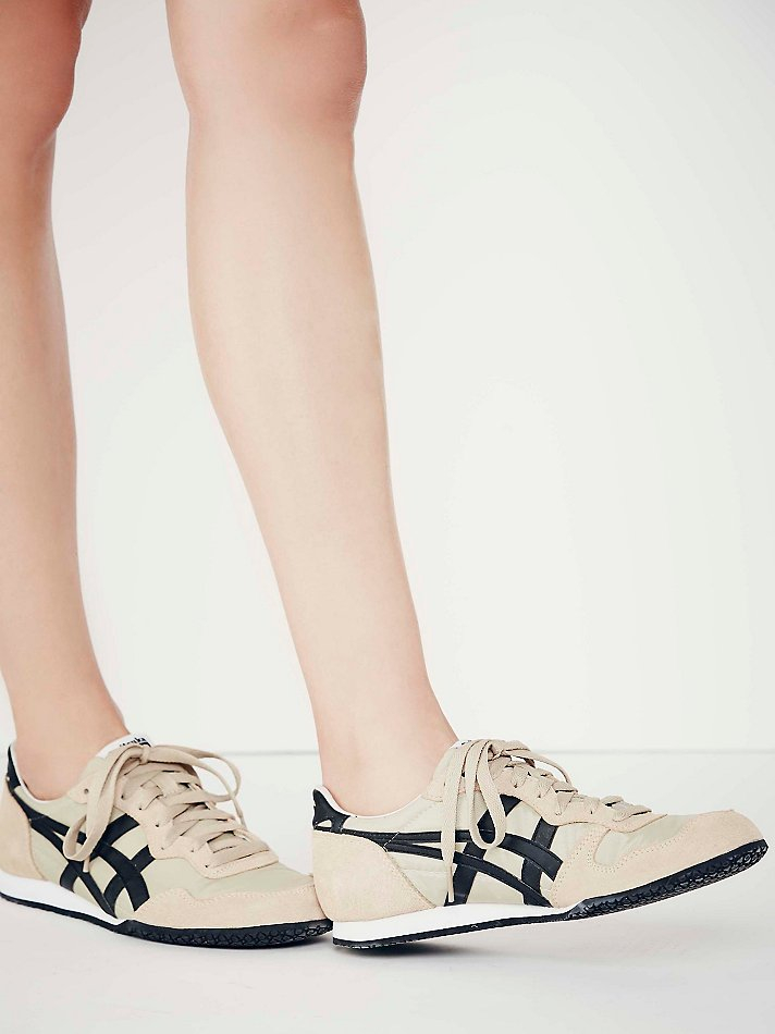 Lyst - Free People Onitsuka Tiger By Asics Womens Serrano Runner in ... 6a1816445e