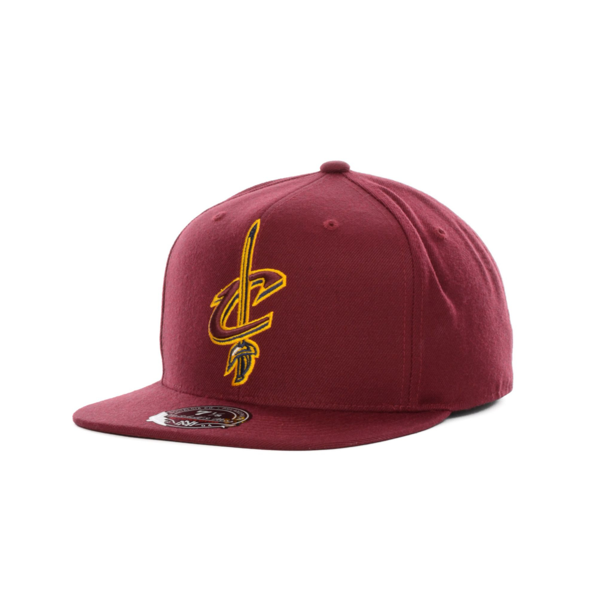 Lyst - Nike Mitchell Ness Cleveland Cavaliers Nba Current ...