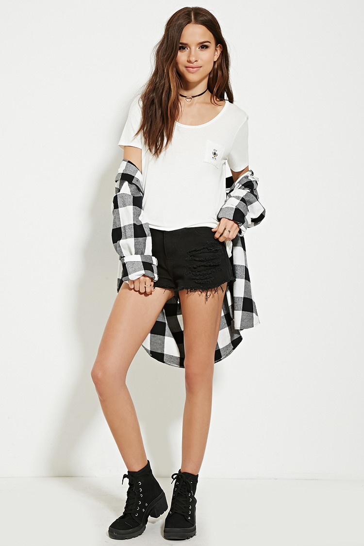 Bow Blouse Forever 21 Anlis