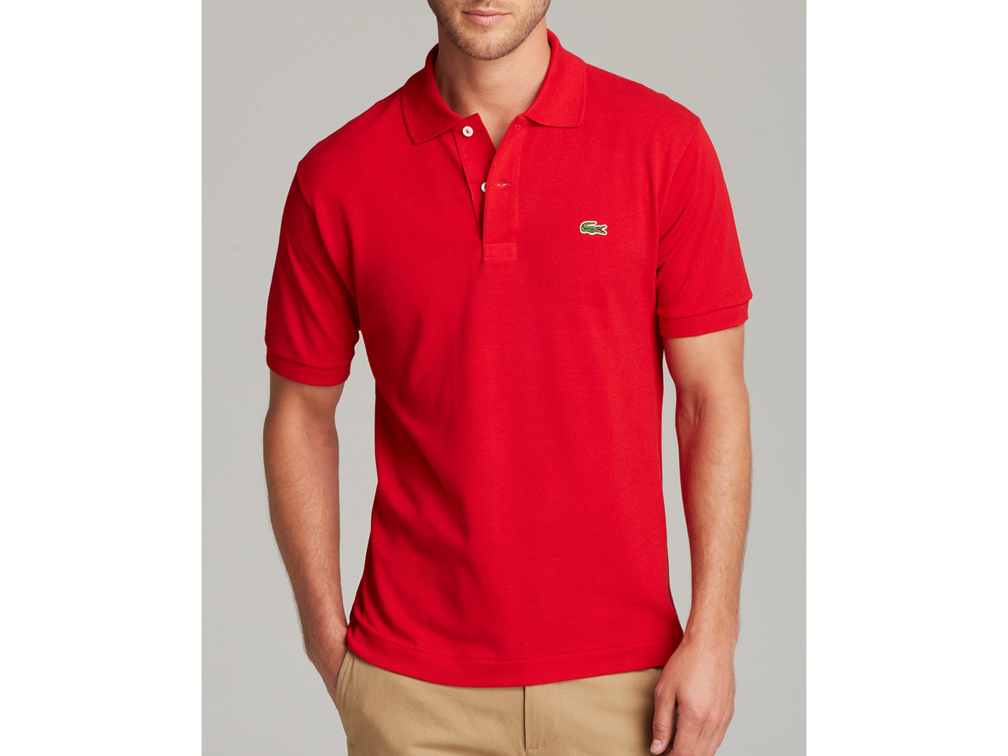 Canada Red Polo Shirt 4ea54 Cd9ab