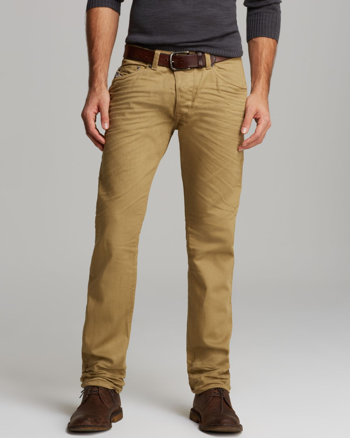 At PacSun, we're proud to offer the best collection of biker jeans for men around. Available in a variety of colors, washes, and materials, biker jeans are an incredibly versatile style of men's jeans. Replacing your regular pair of skinny jeans with a pair of stylish biker jeans can really elevate an outfit.