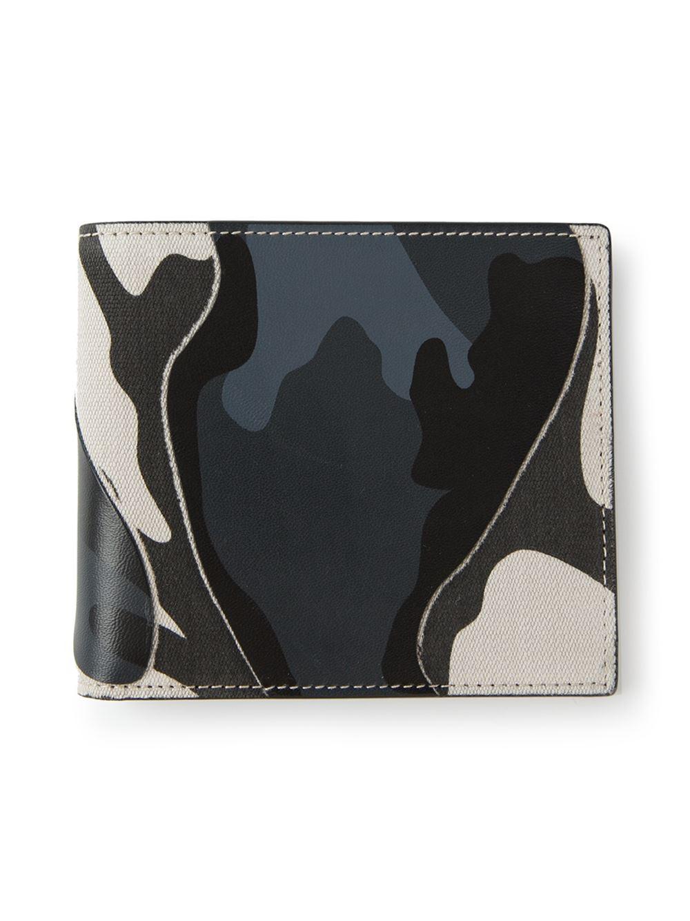 Valentino Garavani camouflage wallet Quality Cheap Best Wholesale Cheap Sale Ebay Buy Cheap Best Visit New For Sale IgIKk