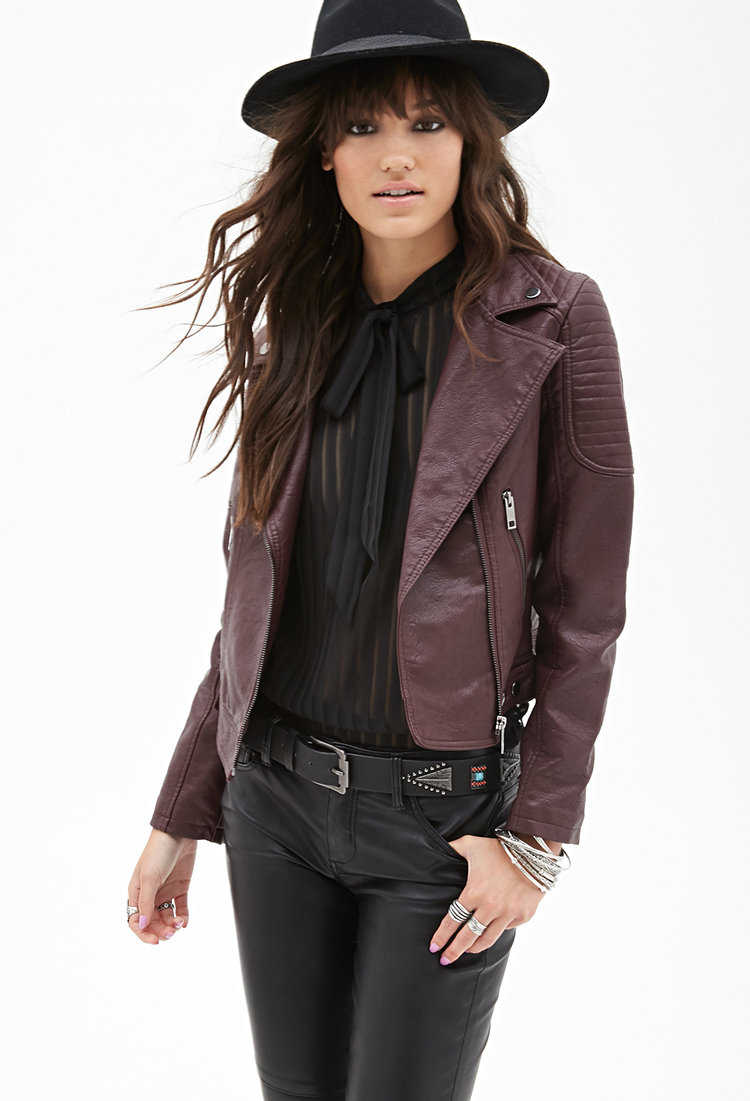 Where to buy a leather motorcycle jacket
