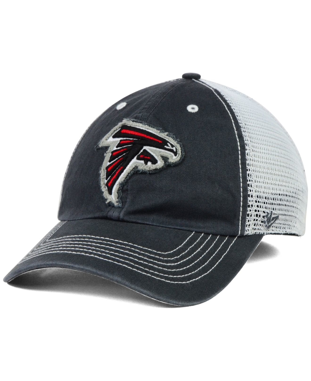 Lyst - 47 Brand Atlanta Falcons Taylor Closer Cap in Gray for Men 4f99f20ef