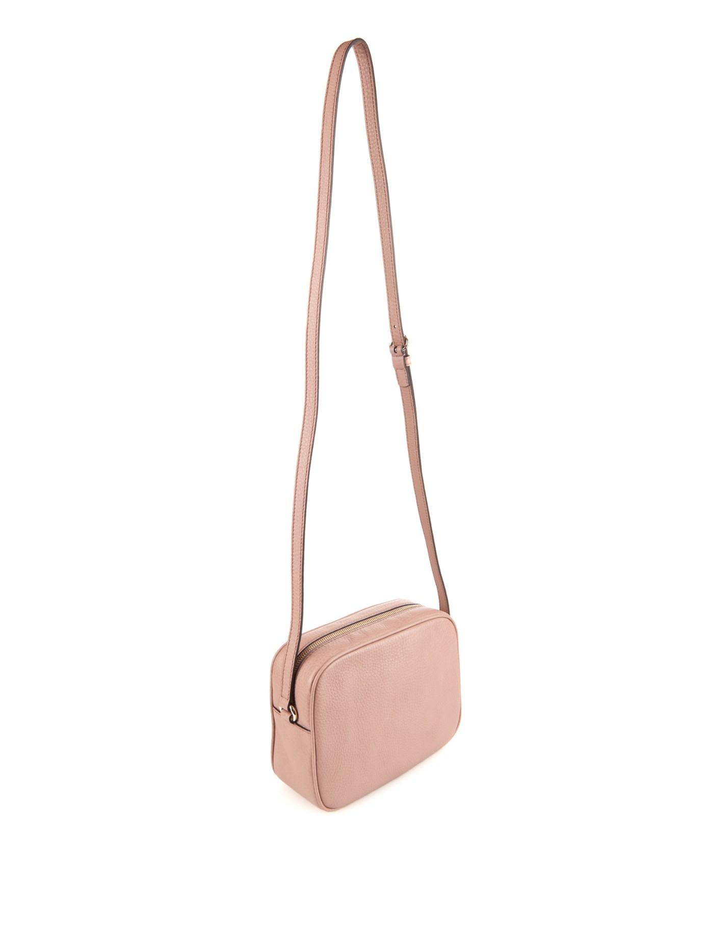 Soho Leather Cross Body Bag