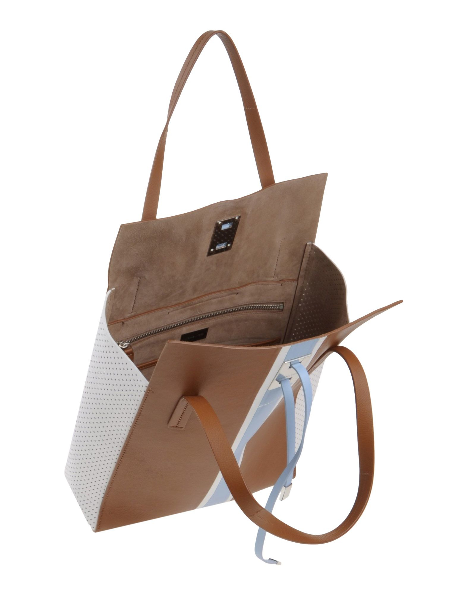michael kors handbag in brown lyst. Black Bedroom Furniture Sets. Home Design Ideas