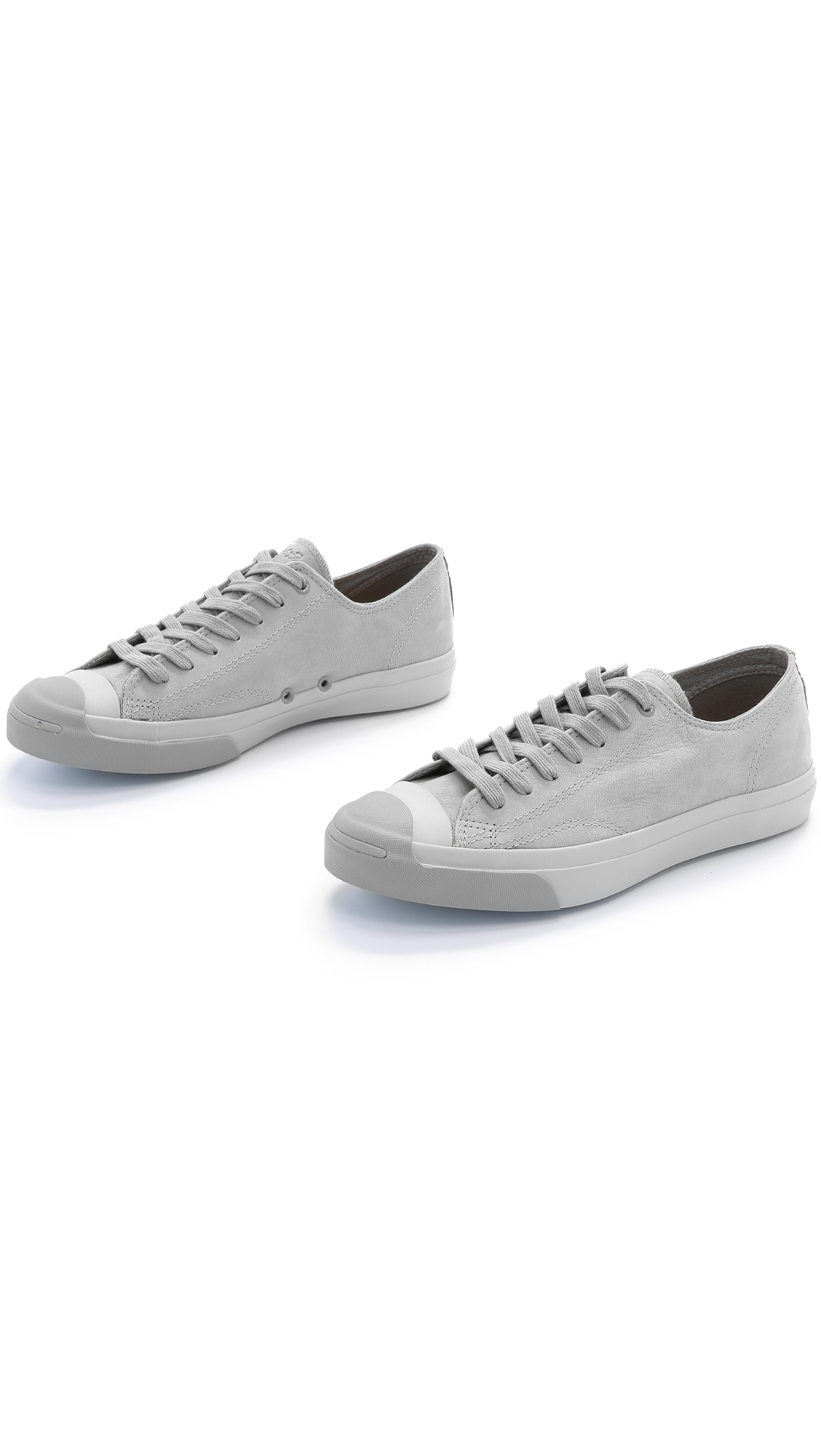 e7d79c7648f0a8 Converse Jack Purcell Jack Nubuck Sneakers in Gray for Men - Lyst