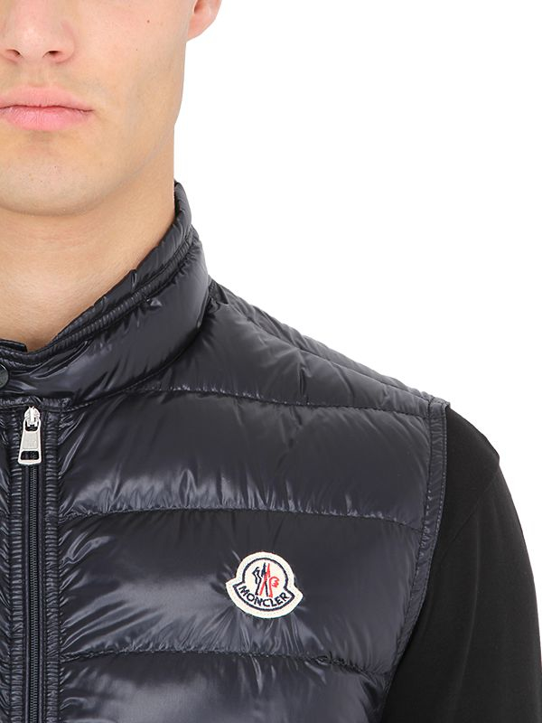 47b8dfc417db discount code for moncler tib vest navy highlights 906bd bbb31