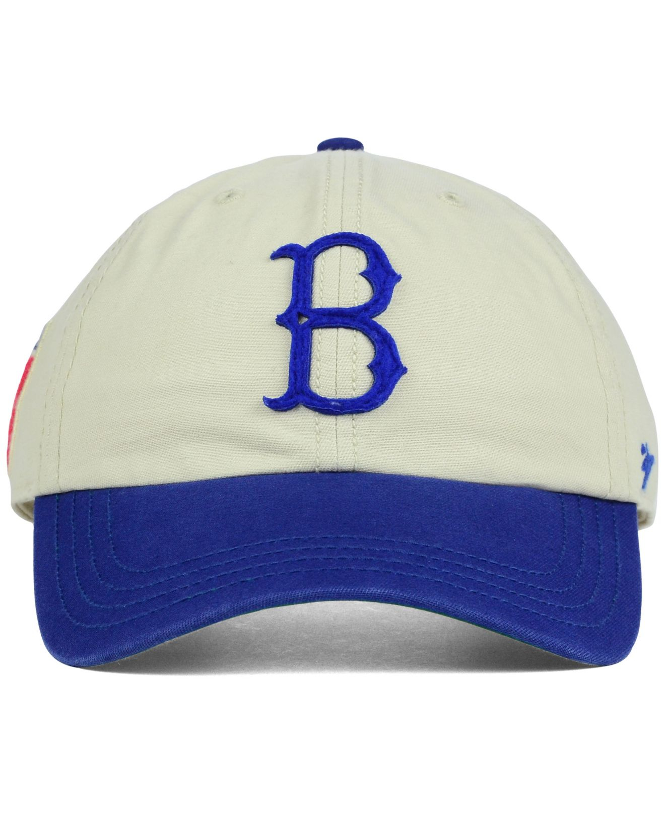 1011fea3ba2 Lyst - 47 Brand Brooklyn Dodgers Baseball United Clean Up Cap in ...