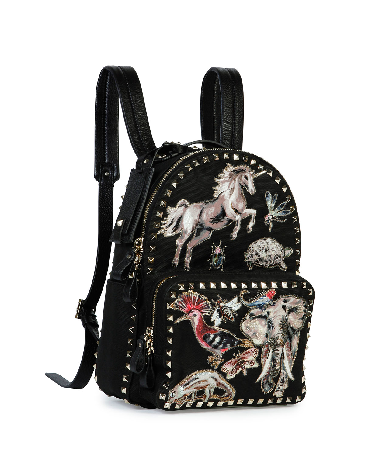 Finishline Sale Online Valentino Embroidered Backpack Pick A Best Clearance New New Lower Prices oKnnk0