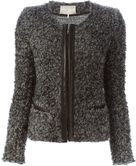 Cameron Lamb Fur Jacket in