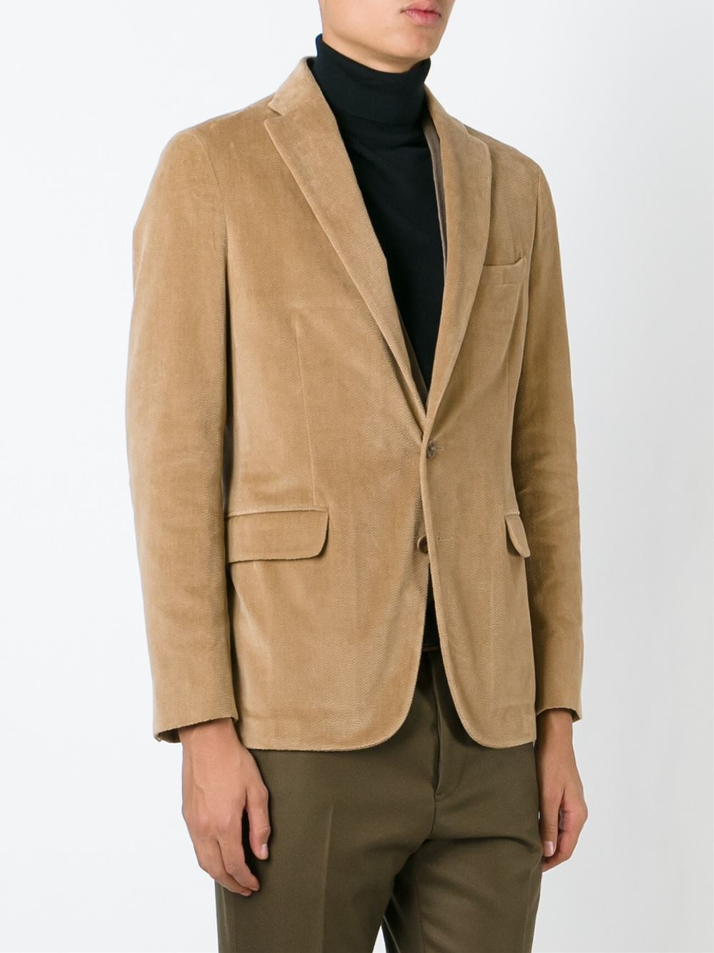 Find women's brown corduroy blazer at ShopStyle. Shop the latest collection of women's brown corduroy blazer from the most popular stores - all in one.