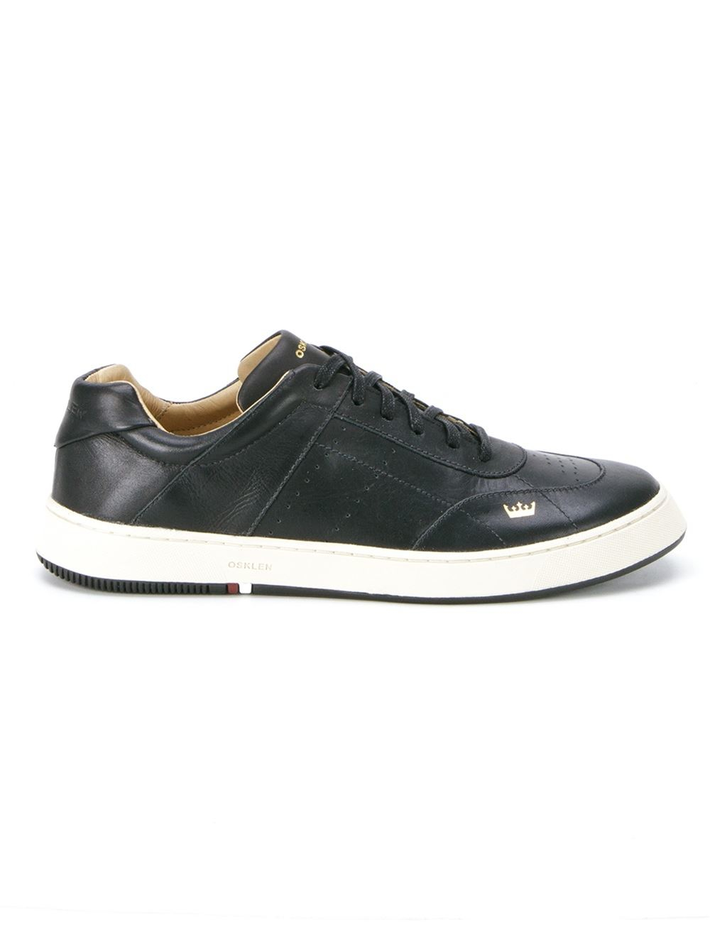 Osklen Panelled Sneakers In Black For Men Save 50 Lyst