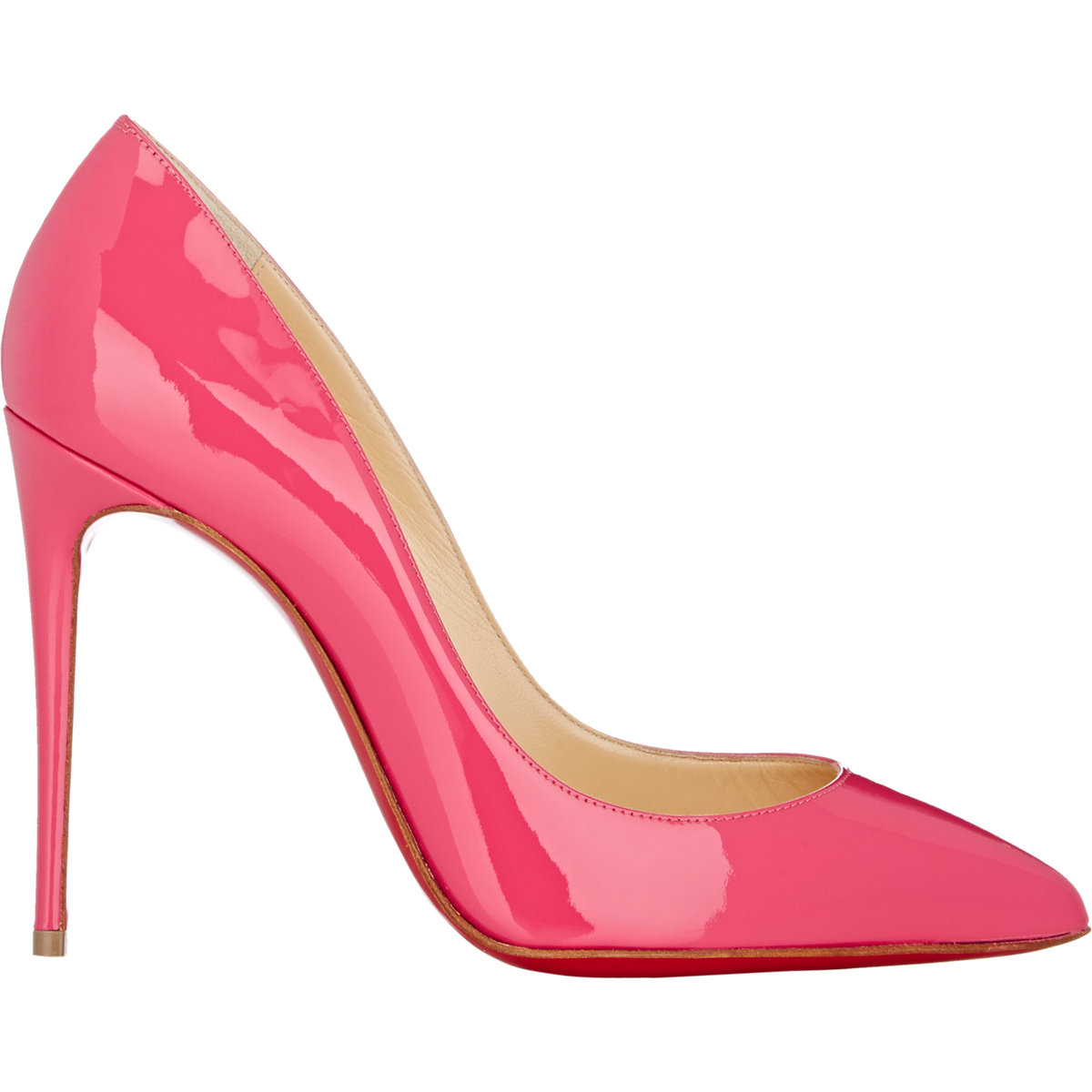 christian louboutin pigalle in pink lyst