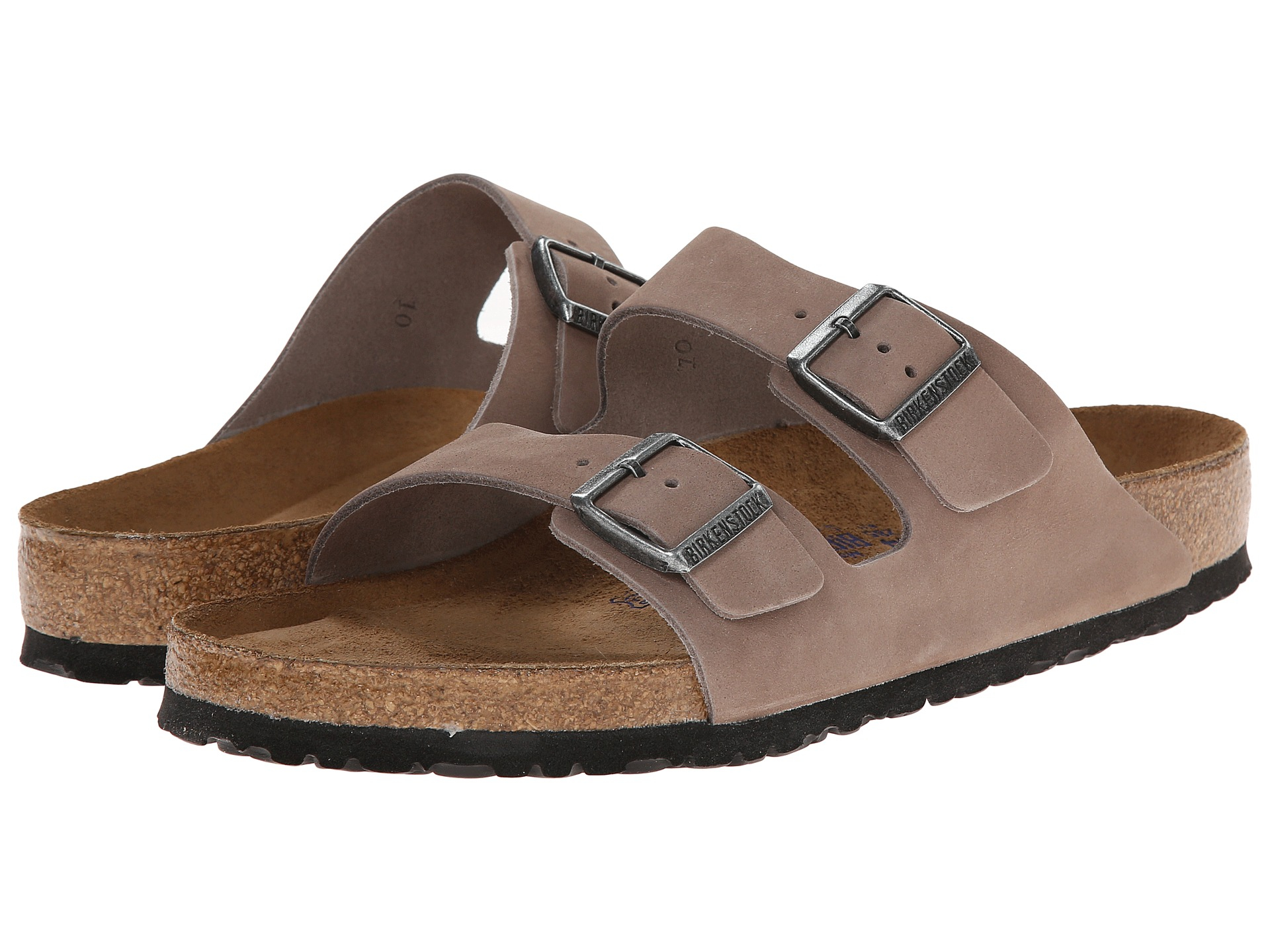 Lyst - Birkenstock Arizona Soft Footbed - Leather (unisex) in Natural