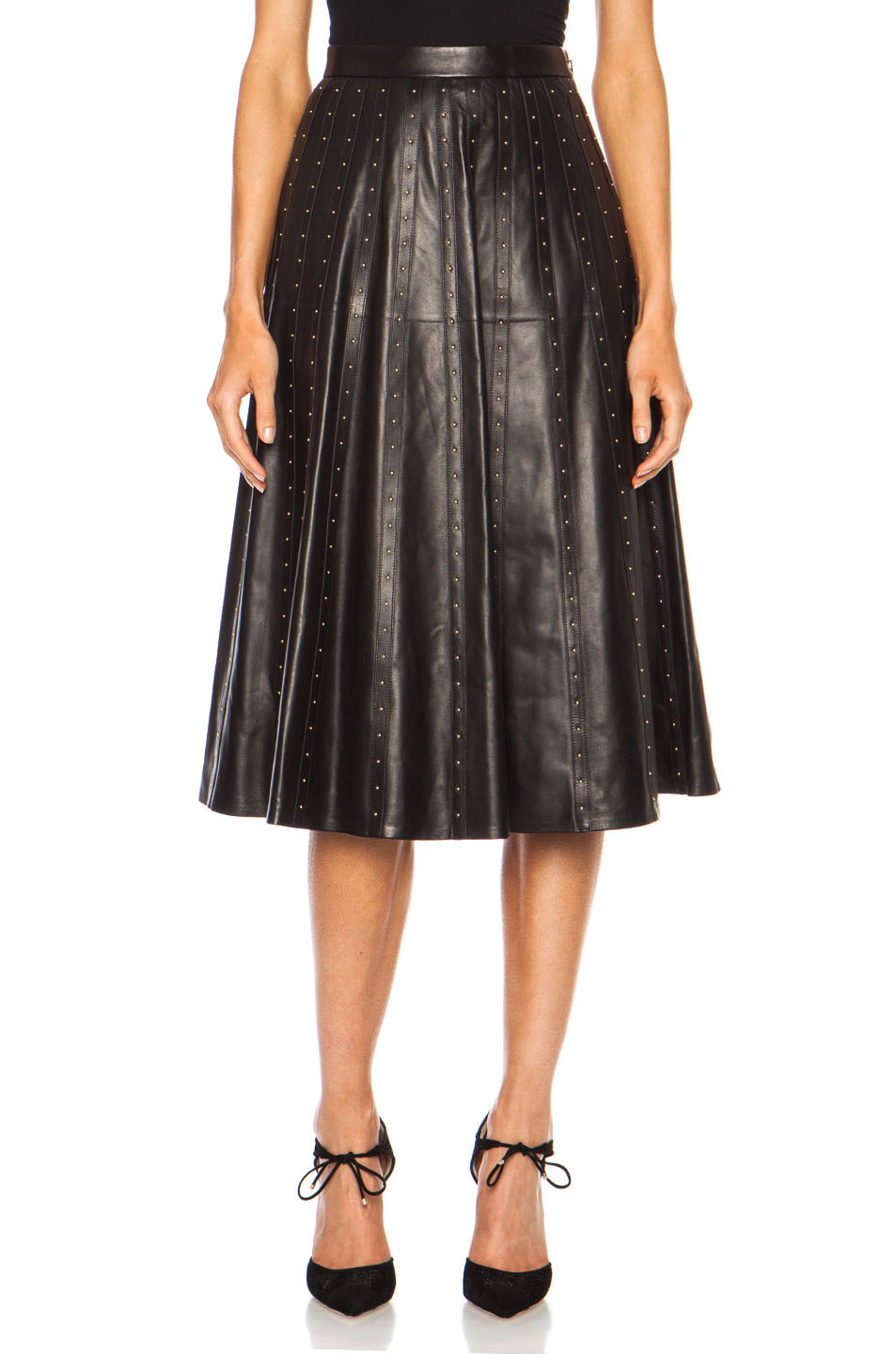 Faux Leather Slit Pencil Skirt A faux leather pencil skirt featuring a concealed QUICK VIEW Pleated A-Line Maxi Skirt We may retain your information for as long as your account is active or as needed to provide you services, comply with our legal obligations, resolve disputes and enforce our agreements.